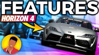 5 Gran Turismo Features WE NEED in Forza