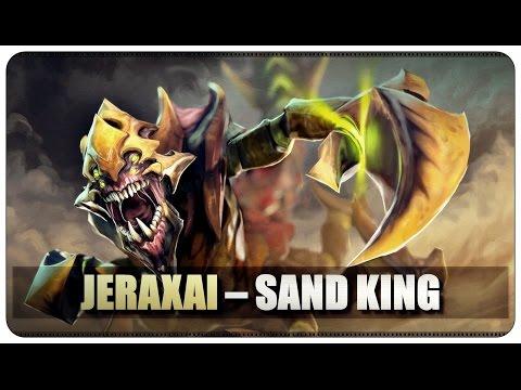 DOTA 2  Jeraxai  Sand King  25519