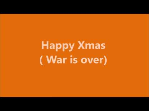 Happy Xmas ( War is over) Cover by Domenic MP3