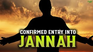 4 DEEDS THAT CONFIRM YOUR ENTRY INTO JANNAH