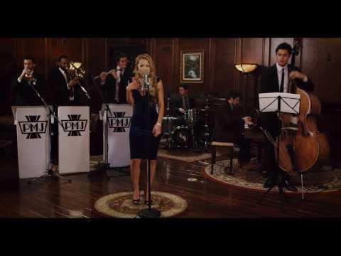 Santeria - Vintage '40s Big Band Sublime Cover ft. Natalie Angst