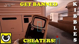 BattlEye Banned These Obvious HACKERS - Rainbow Six: Siege