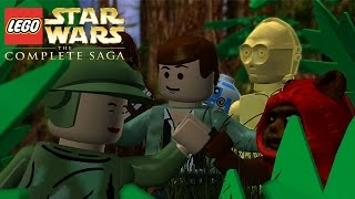 LEGO Star Wars: The Complete Saga - Part 18 (Return of the Jedi) Walkthrough
