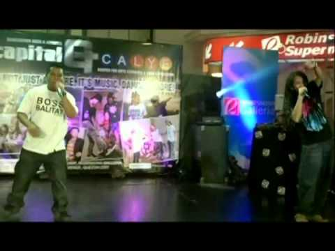 Mike Kosa And Ayee Man Rock Robinsons Galleria Performing Mahal Kong Kultura Live video