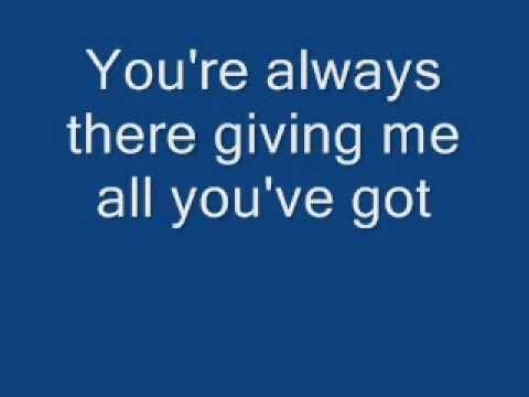 Christina Aguilera I Turn To You Lyrics