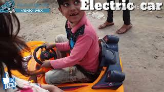 Electric car for children | mueed bhatti