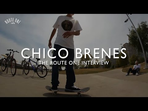Chico Brenes: The Route One Interview