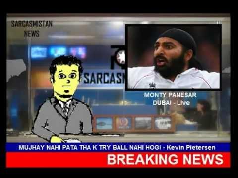 Sarcasmistan News - Monty Panesar