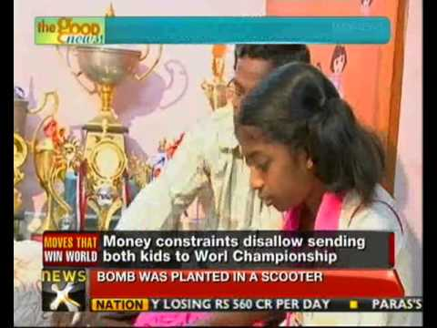 Good News: Chennai siblings Vaishali, Prag create waves in chess - NewsX