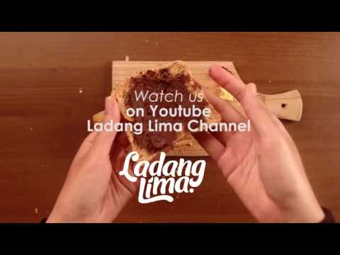 HOW TO BAKE NEW BREADMIX LADANG LIMA
