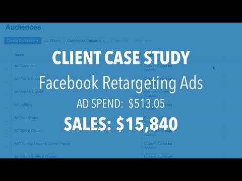 best facebook marketing case studies Find out how mackensie liberman saw total success using facebook messenger marketing 5 of the best facebook hope you will write some other case studies.