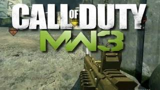 MW3 - Death Reaction Montage! (Funny MW3 Moments)