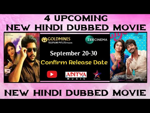 September - 4 Upcoming New South Hindi Dubbed Movie | Dashing Diljala Hindi Dubbed movie