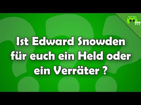 Ist Edward Snowden ein Held oder ein Verräter ? - Frag PietSmiet ?!