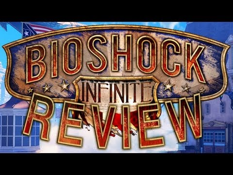 BioShock Infinite REVIEW! Adam Sessler Reviews
