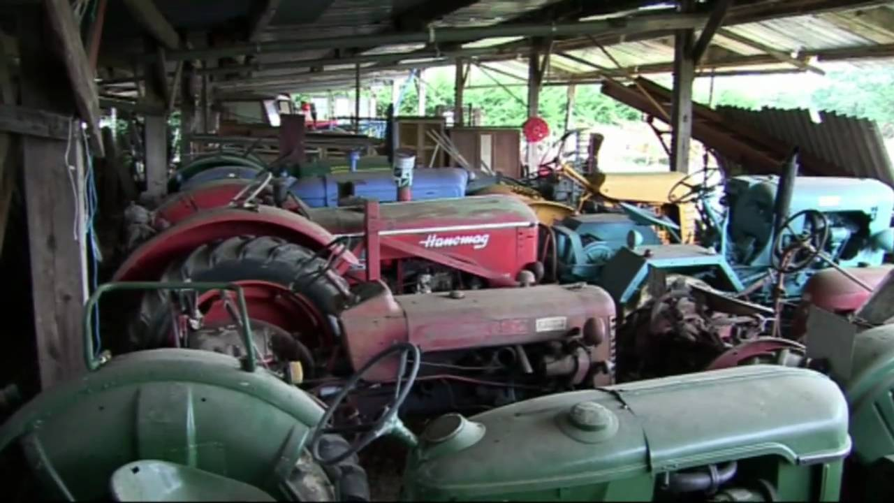 Old Tractors Part 4 Old Tractors And Farm Machinery