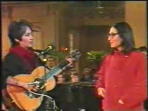 Joan Baez and Nana Mouskouri - Plaisir d'amour Video