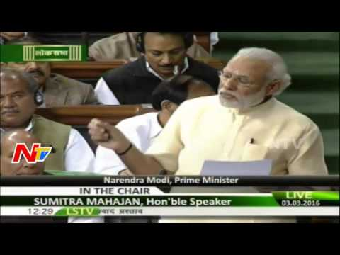 PM Narendra Modi Speech In Lok Sabha | Live Updates | NTV