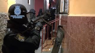 Detención yihadista Melilla