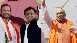 A day of roadshows as campaign ends for Phase 4 of UP election