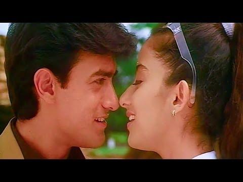 Mera Mann Kyon Tumhe Chahe - Mann - Aamir Khan & Manisha Koirala...