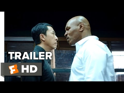 Ip Man 3 Official Teaser Trailer #1 (2015) - Donnie Yen, Mike Tyson Action Movie HD