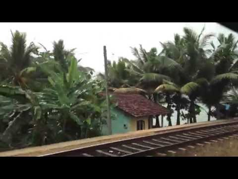 Train Travel: Journey from Colombo to Galle