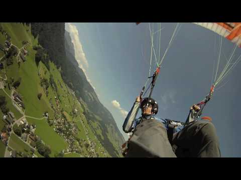 SKYWALK Video Competition 2010 | Paragliding Ausbildung zum A-Schein mit GoPro HD
