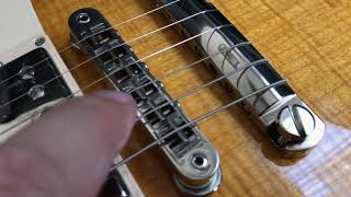 Gibson Guitars. Cheap Quality Control Part 1 of 3