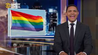 Lion King In Real Life | The Daily Show with Trevor Noah | 11 June 2019