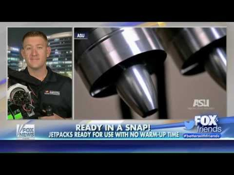 [Newest Technology] - Jetpacks being developed for US military 2014 | Full HD