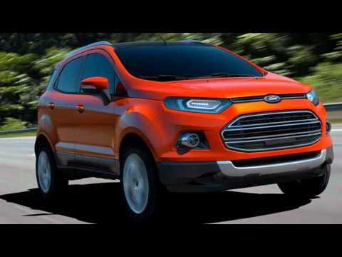 REVELADO Novo Ford EcoSport 2012