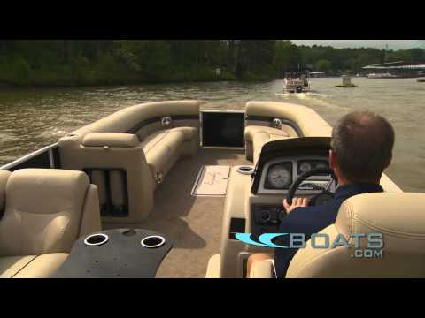 Cypress Cay 250 Cayman Pontoon Boat Review / Performance Test