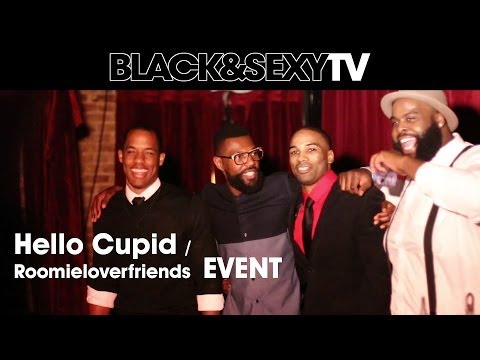 ROOMIELOVERFRIENDS & HELLO CUPID   Special Event Night
