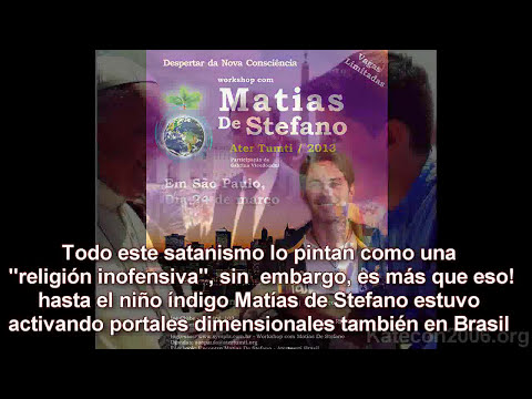 Simbología illuminati mundial Brasil 2014 Jlo Pitbull satánicos