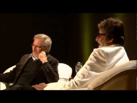 Steven Spielberg In conversation with Amitabh Bachchan (Part 1)