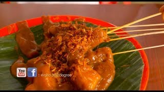 Jakarta Street Food Tour with World 360 Degree part 1