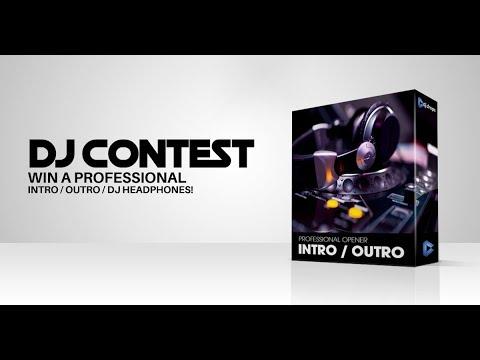 DJ CONTEST! WIN: INTRO  OUTRO  SAMPLES  DJ HEADPHONES!