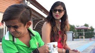 CHOTU aur KATIL HASINA | छोटू और कातिल हसीना | Khandesh Hindi Comedy | Chotu Dada Comedy Video