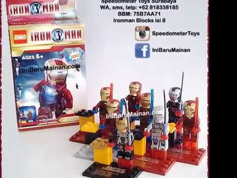 Jual mainan anak lego murah Superheroes, Cars, Teenage Mutant Ninja Turtles TMNT, balap