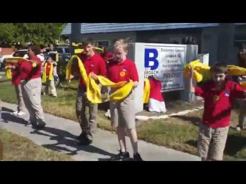 Broach School -Bradenton Celebrates National School Choice Week!