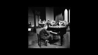 Glenn Gould Plays Brandenburg Concerto N°5 in D major BWV 1050 (Live 1962)