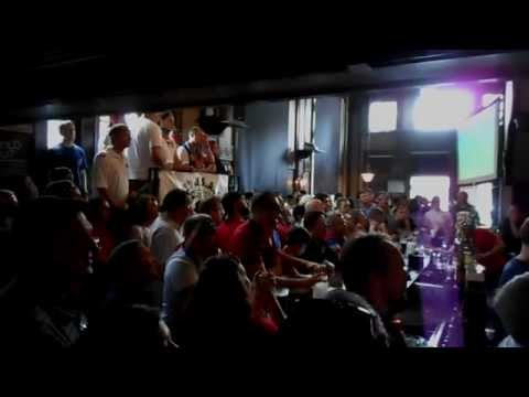 AO Memphis fans cheer for Tim Howard