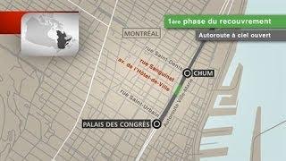 Autoroute Ville-Marie recouverte?