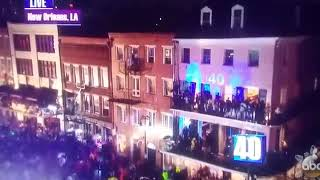 Dick Clark's New Year's Rockin Eve 2017 Countdown with New Orleans, LA