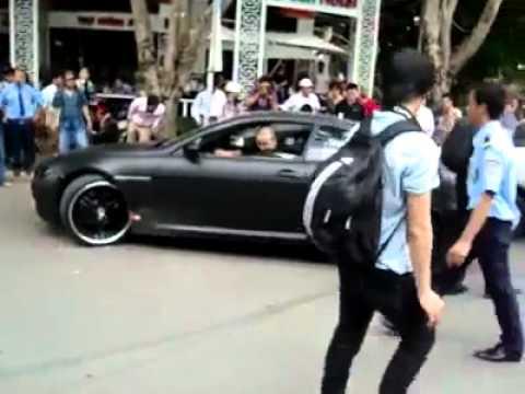 Thêm video BMW M6 drift nguy hiểm tại Sài Gòn   VnExpress