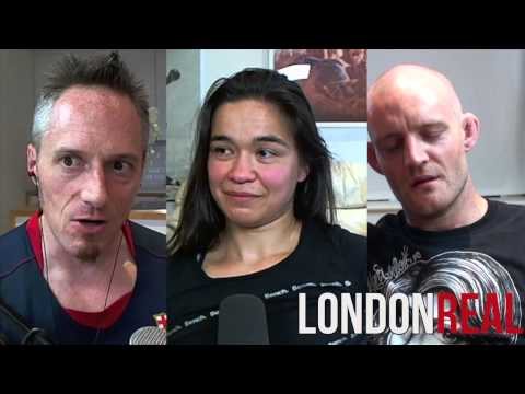 UFC Fighter Rosi Sexton Interview - Teaser #3 - Why Sexy in Women's MMA?   London Real