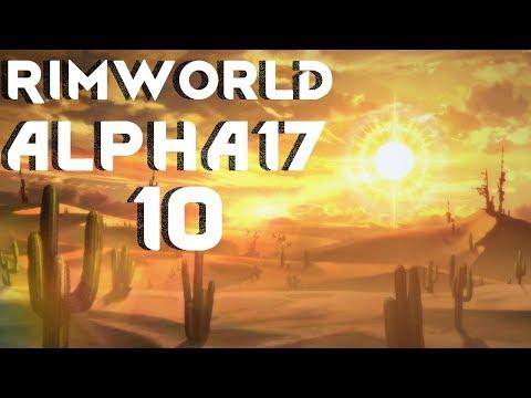 Прохождение RimWorld: ИЗГНАННИК #10 - ОПАСНЫЙ ВРАГ!