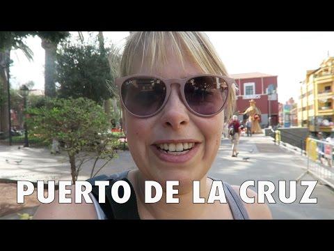 Ein Spaziergang durch Puerto de la Cruz | Vlog #38 | TENERIFFA 🇪🇦
