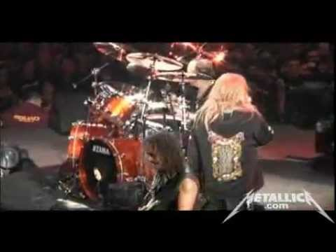 Metallica  with Biff Byford - Motorcycle Man (Saxon Cover) (Live)